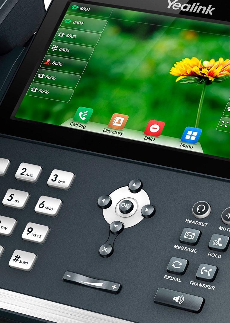 ede19128f63 Få en sikker, fleksibel, stabil og billig IP-telefoni løsning